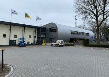 Stade de Covebo De Koel, Venlo
