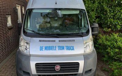 Le camion de garniture mobile, Haarsteeg