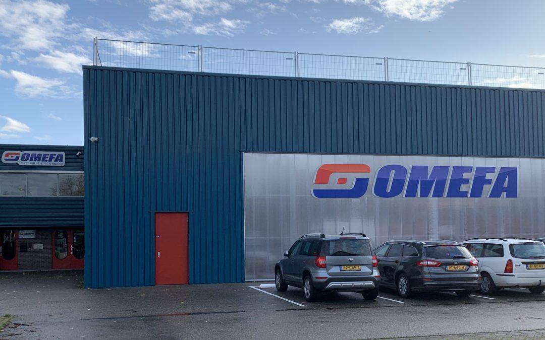 Omefa European Plastics & Tooling, Nieuwkoop